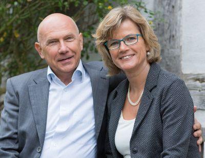 Albrecht und Marion Aupperle